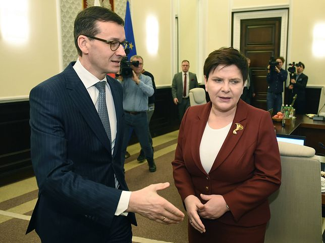 Morawiecki ma największe poparcie wśród wyborców PiS