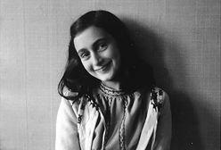 Anna Frank. Odjechała ostatnim transportem do Auschwitz