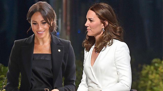Kiedy dojdzie do spotkanie Meghan z księżną Kate?