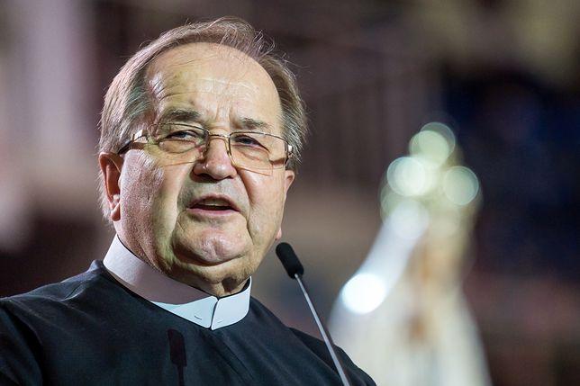 O. Tadeusz Rydzyk odniósł się do doniesień medialnych dotyczących nowej partii