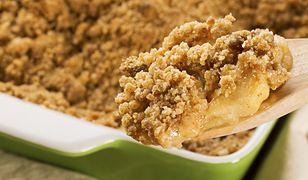 Crumble - wyjątkowy deser z piekarnika