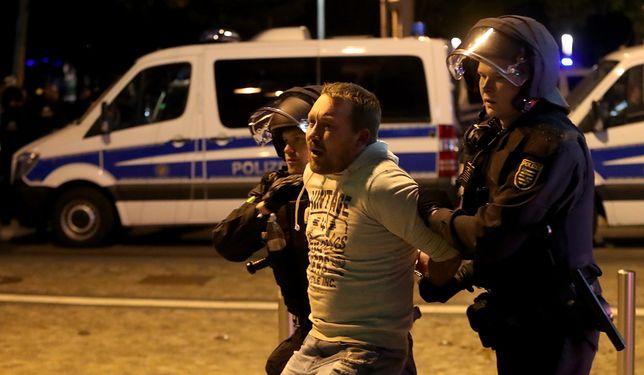 Zamieszki w Niemczech. Co najmniej 9 osób rannych