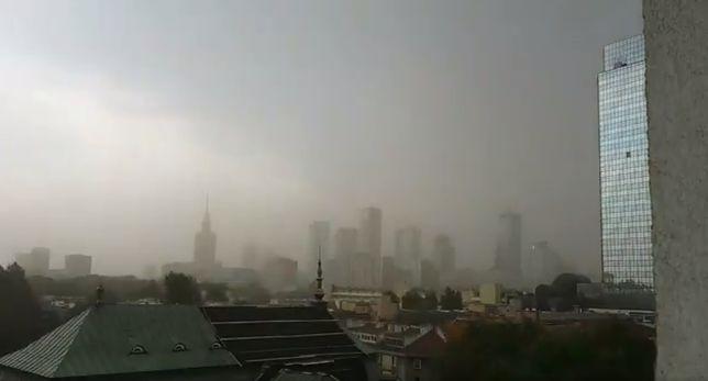 Burza piaskowa w Polsce. Ekspert wyjaśnia, dlaczego na chwilę zrobiło się ciemno