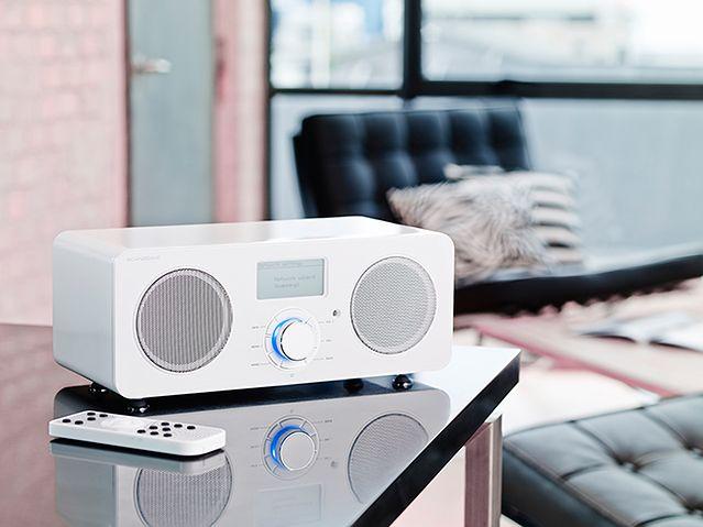 Scansonic IN300 - radio z modułem WiFi/LAN