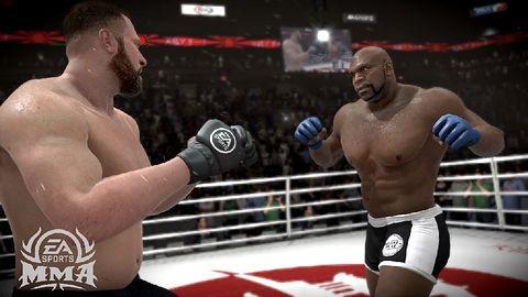 Nowy filmik z EA Sports MMA - Dana White nie jest pod wrażeniem