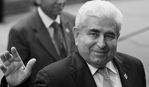 Były prezydent Cypru Demetris Christofias