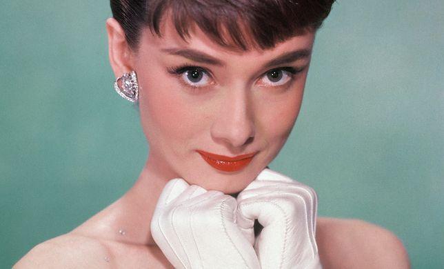 Legenda kina, ikona stylu, muza filmowców i jedna z najpiękniejszych gwiazd w Fabryce Snów - Audrey Hepburn