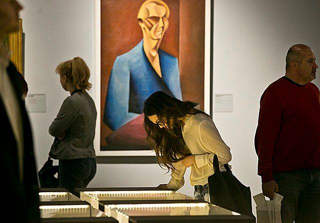 """""""Papież awangardy"""". Tadeusz Peiper w Muzeum Narodowym"""