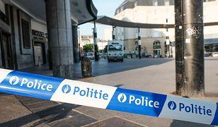 Belgijska policja zatrzymała napastniczkę w Gadawie (zdj. ilustr.)