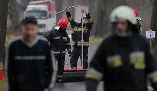 Akcja straży pożarnej w Wielkopolsce (zdj. ilustr.)