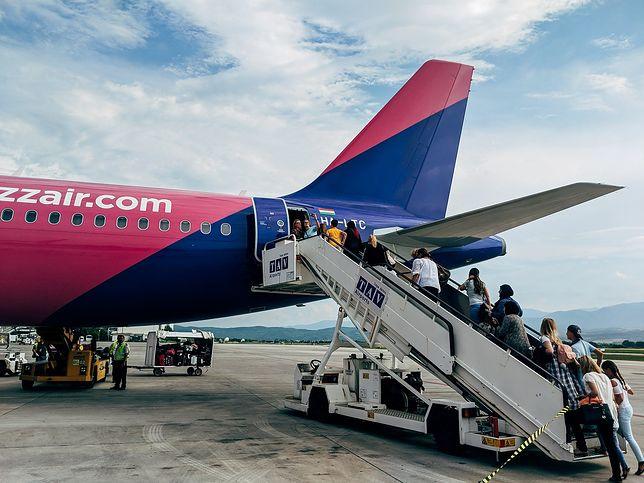 Wizz Air i Ryanair z ogromnym spadkiem przewozów. W kwietniu tylko 120 tys. pasażerów
