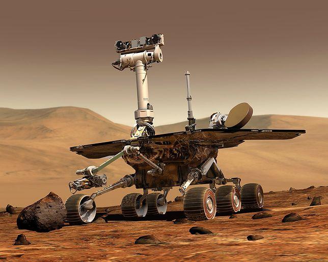 Łazik Opportunity kończy misję. Po 15 latach działania NASA całkowicie straciła kontakt z urządzeniem