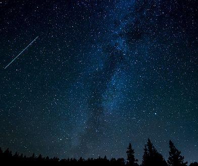 Perseidy w 2021. Kiedy będzie noc spadających gwiazd?