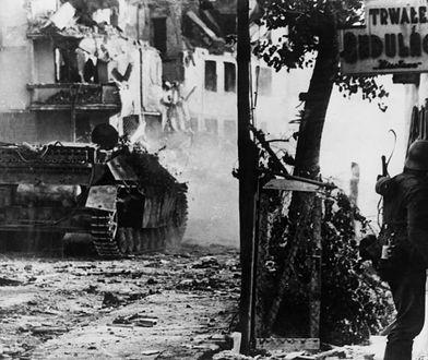 Tajna broń Niemców. Zrobili z Warszawy poligon doświadczalny