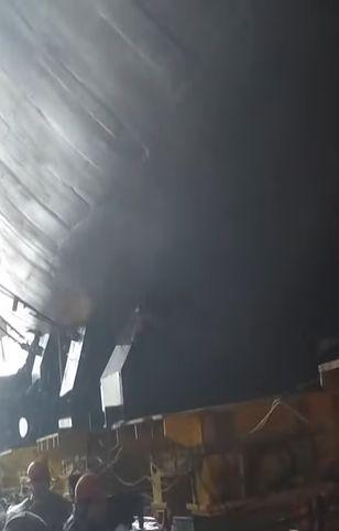 Atomowy okręt podwodny Krasnojarsk zwodowany