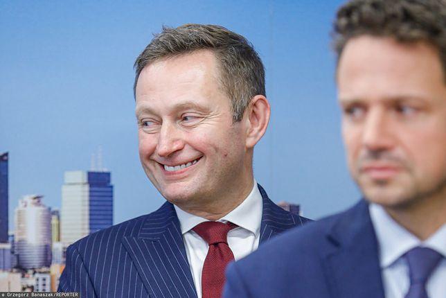Wiceprezydent Paweł Rabiej zarobił więcej niż Rafał Trzaskowski