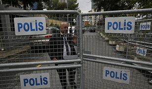 Dziennikarz został zamordowany w saudyjskim konsulacie w Turcji