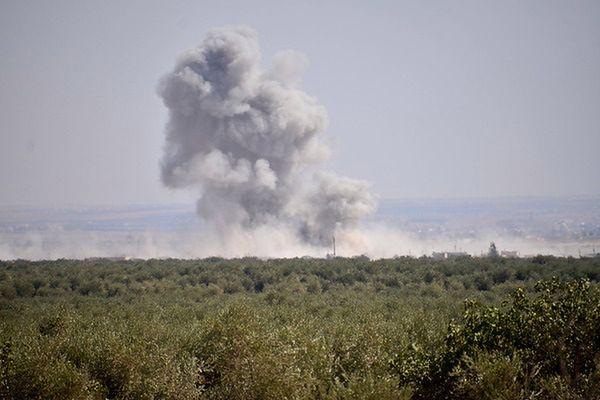 Zamach w Syrii. Nie żyje ponad 40 osób
