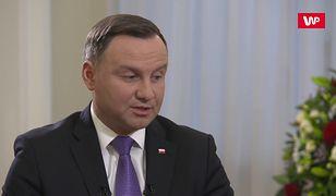 Prezydent Duda nie wystąpi o odznaczenie dla Adamowicza. Poczeka na wniosek