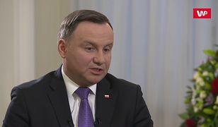 Unia Europejska to ciężar dla Polski? Duda krótko westchnął