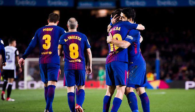 5687d2b50 Wielka kasa dla piłkarzy Barcelony. Jest o co grać - WP SportoweFakty
