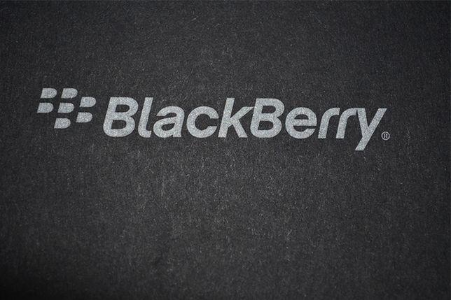 BlackBerry sprzedane!