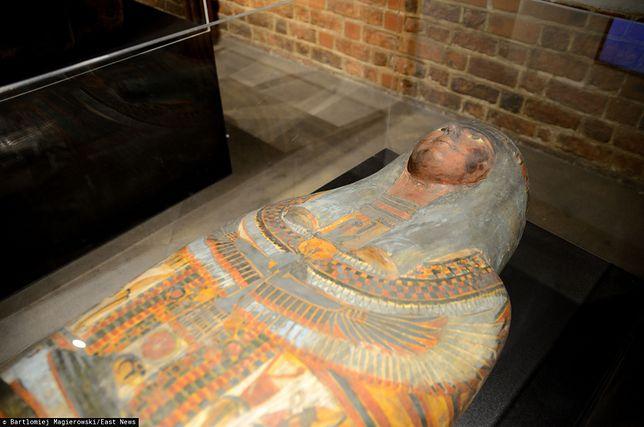Naukowcy odtworzyli głos starożytnej mumii.
