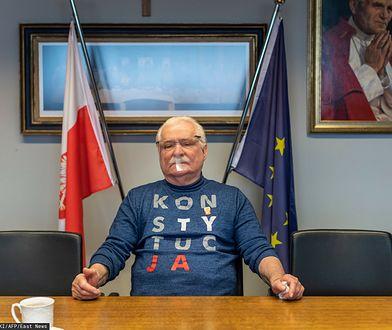 Współpraca Lecha Wałęsy z SB w podręczniku? Ekspert MEN jednoznacznie
