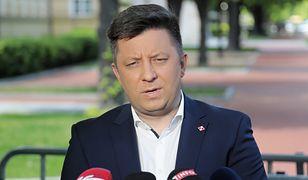 Minister Dworczyk: szpital tymczasowy na Stadionie Narodowym zawiesza działalność