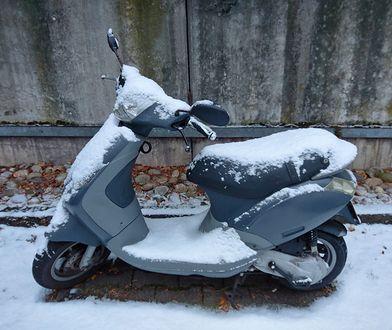 5 rzeczy, które pozwolą na jazdę na motocyklu i skuterze w grudniu