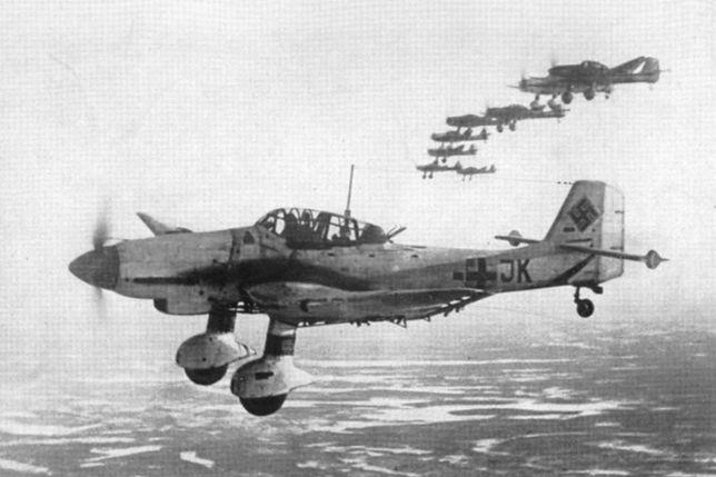 Formacja Ju 87