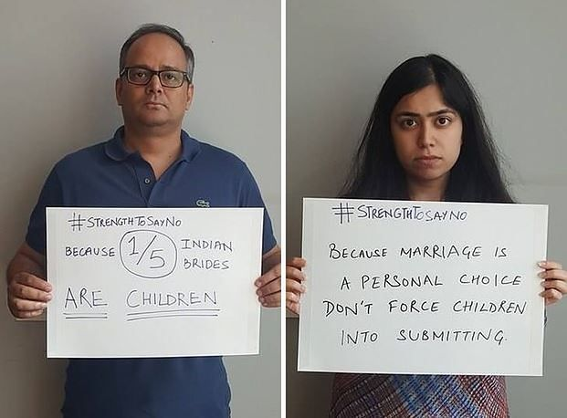 #StrengthToSayNo – internauci walczą o prawa nieletnich dziewczynek