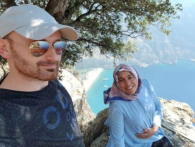 Jedno z ostatnich zdjęć żyjącej jeszcze Turczynki