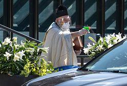 """Ksiądz """"strzelał"""" do wiernych z pistoletu-zabawki. """"Bałem się reakcji Watykanu"""""""