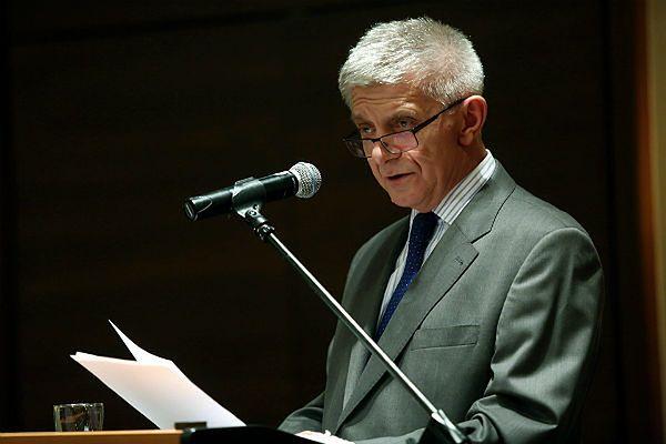 Marek Belka stawił się w prokuraturze ws. afery podsłuchowej