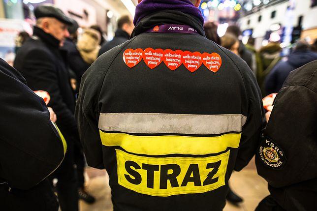 Strażacy z OSP co roku grają z WOŚP