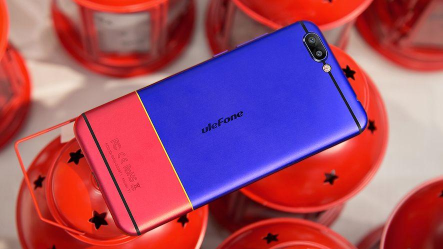 Ulefone T1 Premium – smartfon z 128 GB pamięci w atrakcyjnej cenie