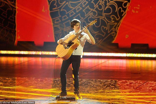 Marcin Patrzałek wygrał zagraniczny talent show