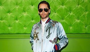 LOOK OF THE DAY: Jared Leto w stylizacji Gucci