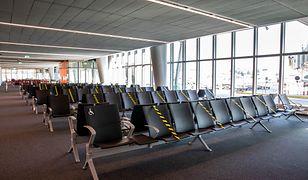 Nowoczesne poczekalnie na Lotnisku Chopina dla pasażerów Non Schengen