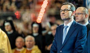 Premier Mateusz Morawiecki na urodzinach Radia Maryja.
