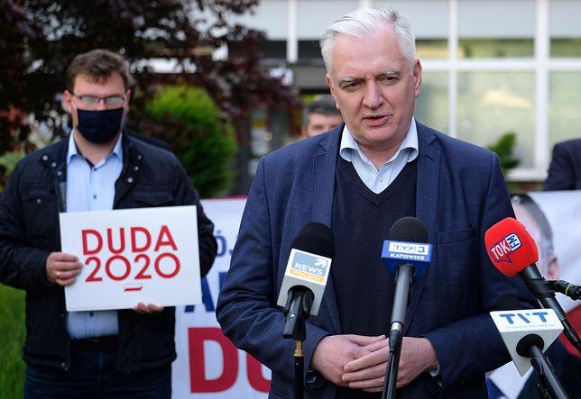 """Jarosław Gowin wraca do rządu, stanowisko może stracić Jadwiga Emilewicz - podaje """"Wyborcza"""""""