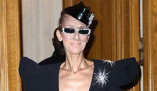 Céline Dion skomentowała plotki o swoich problemach ze zdrowiem i szczupłej sylwetce