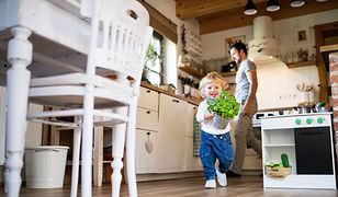 Kuchnia klasyczna jest ciepłym i rodzinnym wnętrzem, w którym można poczuć się swobodnie
