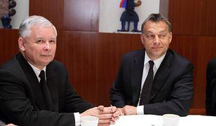 Viktor Orban pozostaje wzorem dla Kaczyńskiego. Nadal niedoścignionym