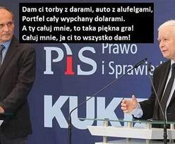 """Memy po głosowaniu ws. """"lex TVN"""". Internauci bezlitośni dla Pawła Kukiza"""