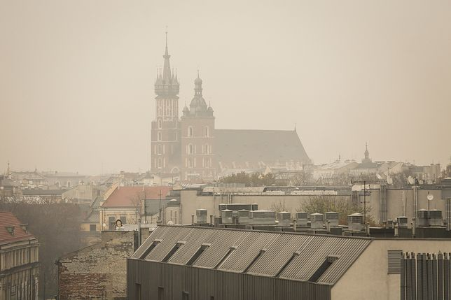 Smog Kraków – 13 lutego 2019. Sprawdź, jaka jest dziś jakość powietrza w województwie małopolskim