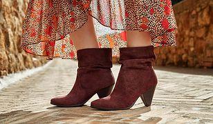 Jakie buty wybrać do czerwonej sukienki?