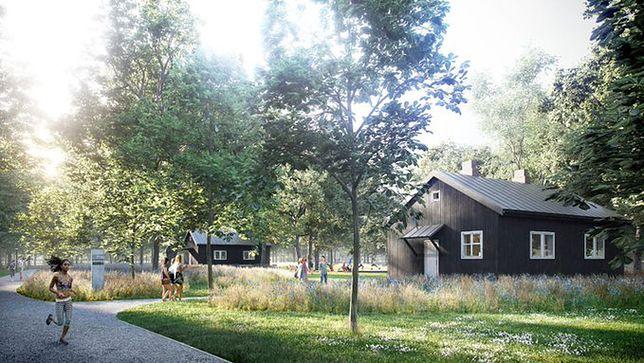 Domek, w którym mieszkał Ryszard Kapuściński i sąsiadujący, podobny drewniany budynek będą po remoncie służyły środowiskom twórczym. Powstanie tu centrum reportażu