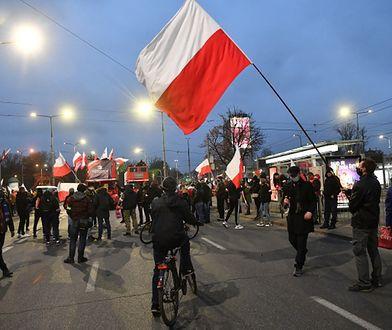 Warszawa. Urząd Miasta ogłosił, gdzie są największe straty po Marszu Niepodległości